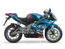 2 STAGE APRILIA TOUCH UP PAINT KIT 2008-2009 RS125 TALMACSI REPLICA BLUE PEARL.