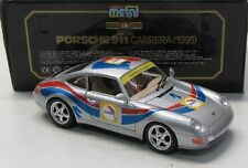 Porsche 911 Carrera 993 ( Glasurit ) No.1 / Bburago 1:18