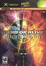 Microsoft XBox Game DEAD OR ALIVE ULTIMATE