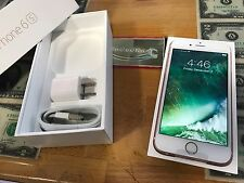  New Apple iPhone 6S Rose Gold 32GB GSM Factory Unlocked  Worldwide  READ 