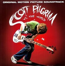 Scott Pilgrim Vs The World ORIGINAL MOVIE SOUNDTRACK New Red Colored Vinyl LP