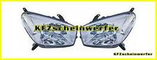 Scheinwerfer-Satz (li+re) Toyota RAV 4 Bj.00-03 NEU headlights set headlamps