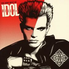 "BILLY IDOL ""IDOLIZE YOURSELF - VERY BEST OF"" CD NEUWARE"