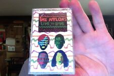 The Nylons- Live To Love- new/sealed cassette tape