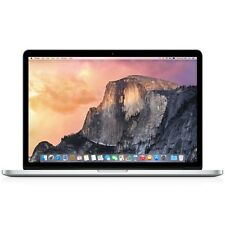 Apple 15.4-inch MacBook Pro 2.6GHz i7 Retina Display 16GB RAM 1 TB Flash Silver