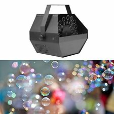 Professional Automatic Bubble Machine Blowing Mechanism Wireless Remote Control