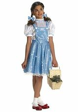 Dorothy Wizard of Oz Halloween Sparkly Costume Girl Size Size 3 Rubie's