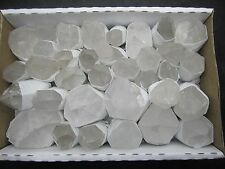 "BULK 1 KILO(2.2 LBS)""A"" GRADE 1""- 2.2""  CLEAR QUARTZ  POINTS BRAZIL#11-40 PCS.-"