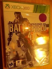 Battlefield 4 Xbox 360 GAME BRAND NEW SEALED COMPLETE