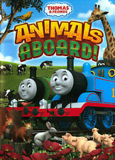 Thomas & Friends: Animals Aboard! (DVD, 2013) NEW