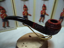 PIPA PIPE MASTRO GEPPETTO BY SER JACOPO RUSTIC FINISH HAND MADE ITALY  NEW 23