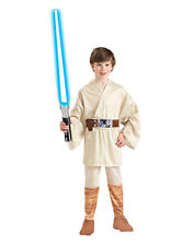 "Star Wars Kids Luke Skywalker Costume Style1, Med, Age 5-7, HEIGHT 4' 2"" - 4' 6"""