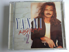 Yanni  ‎– Tα Καλύτερά Του No2 (Best Of) 1995  BMG ‎– 74321-330991 NO BARCODE CD