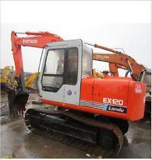 Hitachi EX120-1 Excavator / Digger Parts Manual
