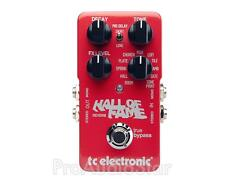 TC Electronic Hall of Fame Reverb Effects Pedal PROAUDIOSTAR--