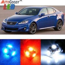 14 x Premium Xenon White LED Lights Interior Package Kit for Lexus IS250 IS350