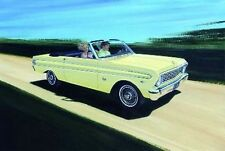 FORD FALCON FUTURA CONVERTIBLE 64' - KIT TRUMPETER 1/25 n° 2509
