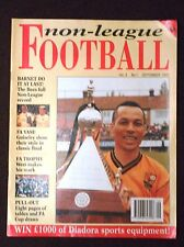 Non-League Football Magazine Vol. 3 No. 1 September 1991