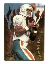 1994 Action Packed Catching Fire #9 Irving Fryar Nebraska/Miami Dolphins