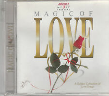 Magic Of Love [Cd] Music : Hindi India