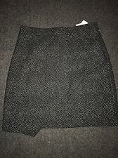 LADIES SIZE 6 WRAP A LINE SKIRT