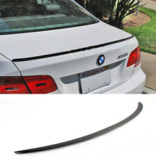 BMW E92 Serie 3 Coupe M3 STYLE 2006 - 2011 Boot LIP SPOILER UK Venditore