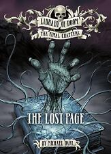 The Lost Page (Library of Doom: The Final Chapters)  (ExLib)