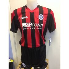 ST JOHNSTONE SHIRT   AGE 12-14 YRS  AWAY SHIRT   JOMA  BNWT   PERTH