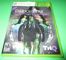 Darksiders II Limited Edition Xbox 360  Factory Sealed!! Free Shipping!!