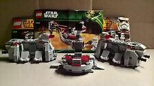 LEGO Star Wars - 75000, 75078 - lot de véhicules Clone, Stormtroopers
