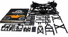 Axial AX10 Deadbolt Comp Crawler Chassis, Shocks, Suspension Links, Spare Parts