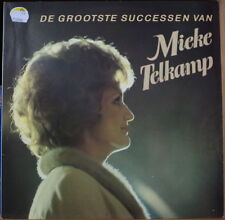 MIEKE TELKAMP DE GROOTSTE SUCCESSEN VAN CHEESECAKE COVER HOLLAND PRESS LP
