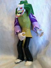 Pre-owned Mattel J1957 Batman 10-in Jumbo Joker Figure Batman Series No Box