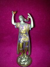 Franklin Mint Guardians Of The Fortress Gold Tone Chess Piece- Bishop #2