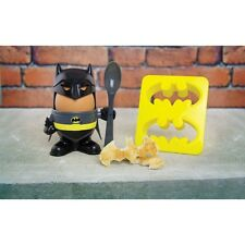 Official Batman Egg Topper, Egg Cup and Toast Cutter - Boxed
