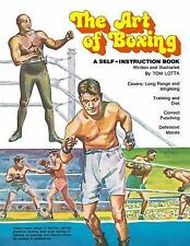 The Art of Boxing : A Self-Instruction Book by Tom Lotta (2012, Paperback)