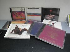 10 CD's Pop Etrangère L1