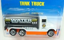 Hot Wheels 1997 Tank Truck Water Dust Control Tanker #147    Combine Shipping