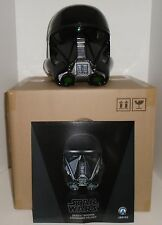 "STAR WARS ""DEATH TROOPER"" Helmet Rogue One Anovos 1:1 scale NEW in factory box"