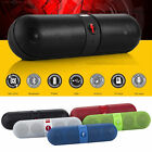 Bluetooth Wireless FM Stereo Shockproof Mini Speaker for SmartPhone Laptop PC