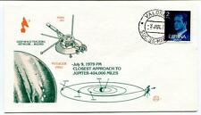 1977 Voyager Two Closest Approach Jupiter Deep Space Tracking Network Madrid SAT