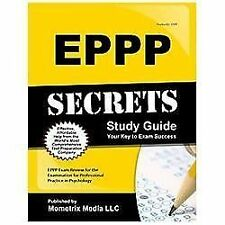 EPPP Secrets Study Guide : EPPP Exam Review for the Examination for...