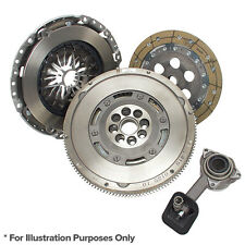 Luk Dual Mass Flywheel + 3PC Clutch Kit W/ Bearing CITROEN RELAY 2.2 HDI 120