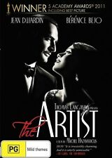 The Artist [ DVD ] BRAND NEW & SEALED, Region 4, FREE Next Day Post...7357