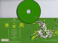 LITTLE CREATURES Meets Future Aliens 1997 Japan 15-trk promo sample CD