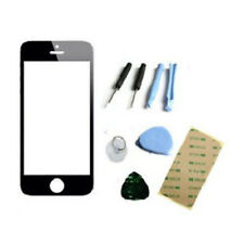 Black Front Glass Replacement for iPhone 5 5S Outer Screen Lens with Tools