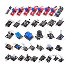 Ultimate 37 in 1 Box Sensor Modules Kit for Arduino MCU Mega2560 UNO R3 Nano UK