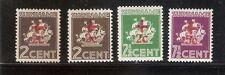 Suriname Nummer  202/205  Ongebruikt.
