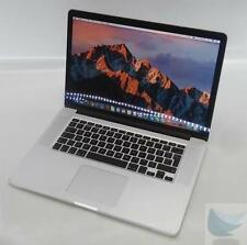 """Apple MacBook Pro A1398 Intel Core i7 2 GHz 15"""" Laptop TESTED & WORKING"""