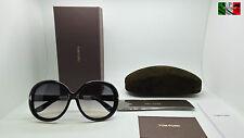 TOM FORD GISELLA TF388 color 01B occhiale da sole da donna TOP ICON ST65124